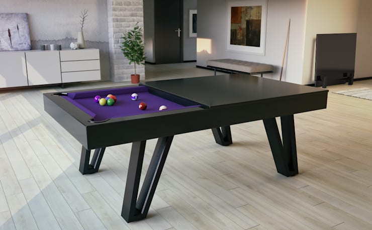 Billard Design billard table design osmozbillard bréton | homify