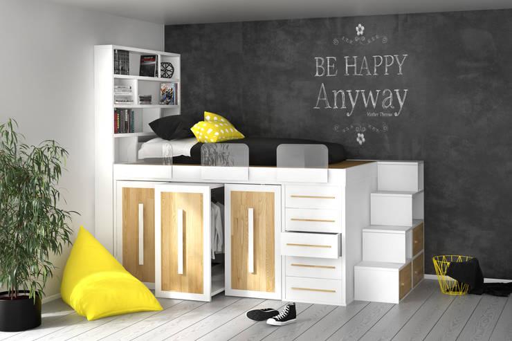 Soluzioni Salvaspazio Per Camera Da Letto : Quali sono le misure giuste per la camera da letto