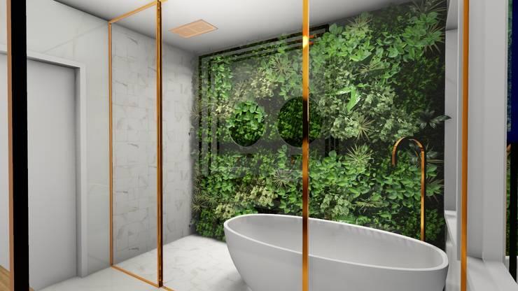 Baños de estilo  de Studio², Moderno