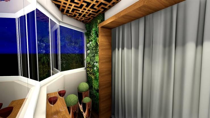 .: Jardins de inverno  por Studio²