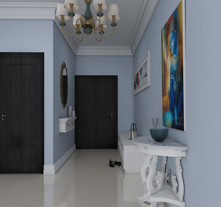 Project:  Corridor & hallway by Modulart