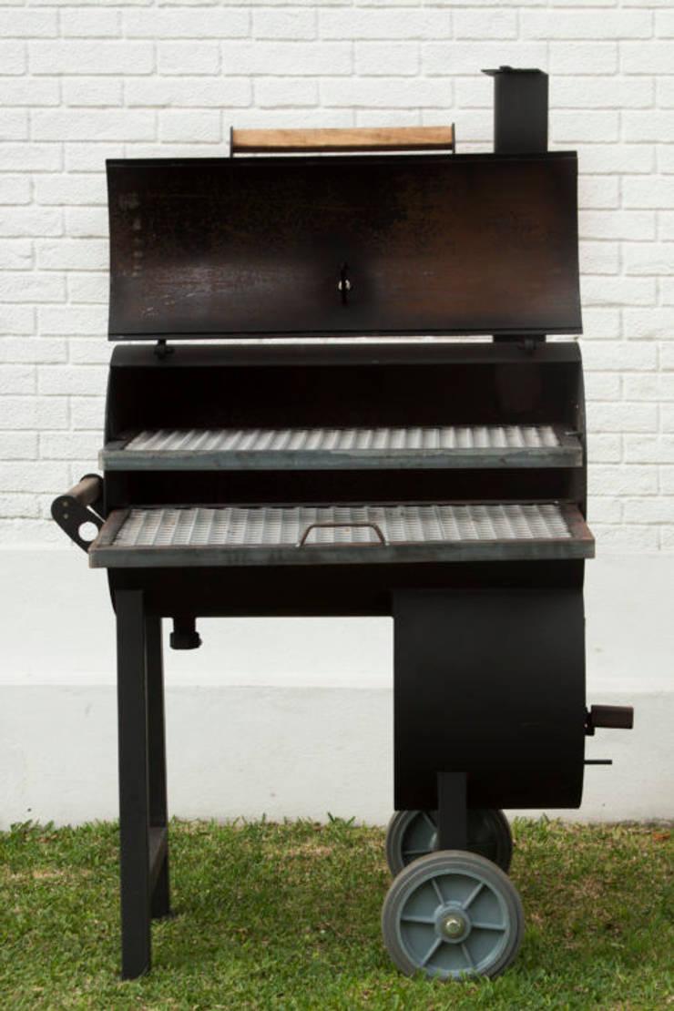 Ahumador para el hogar: Hogar de estilo  por Smoke King Ahumadoras