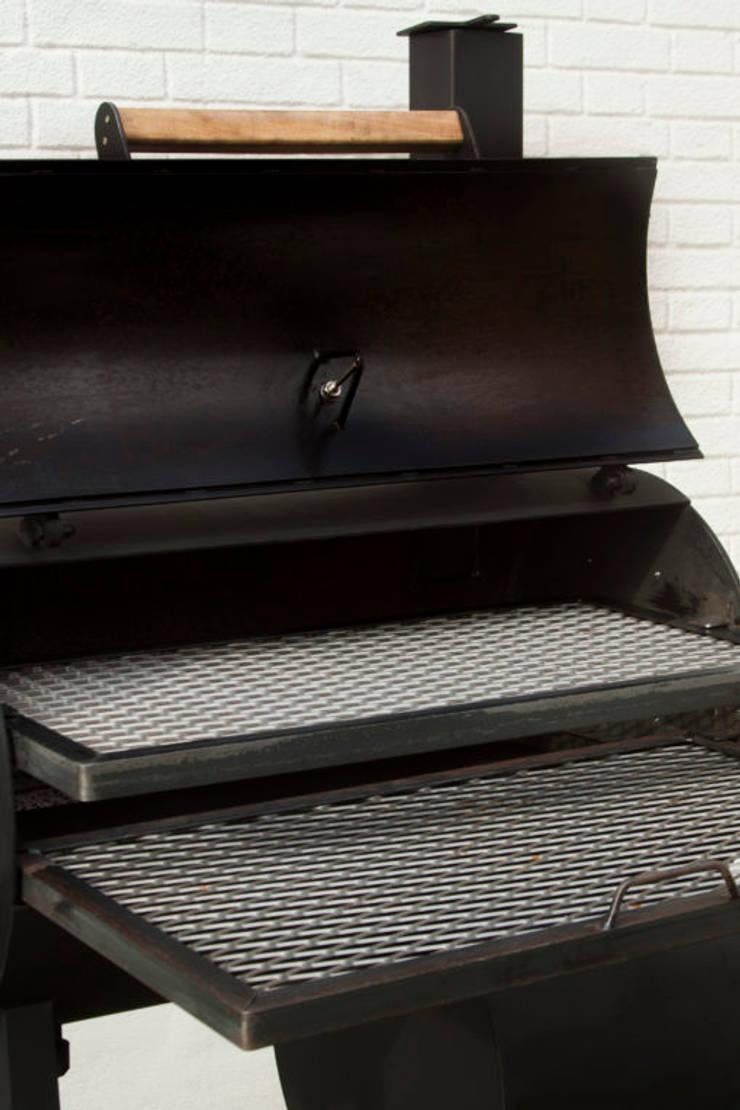 Ahumador de carne para el hogar: Hogar de estilo  por Smoke King Ahumadoras