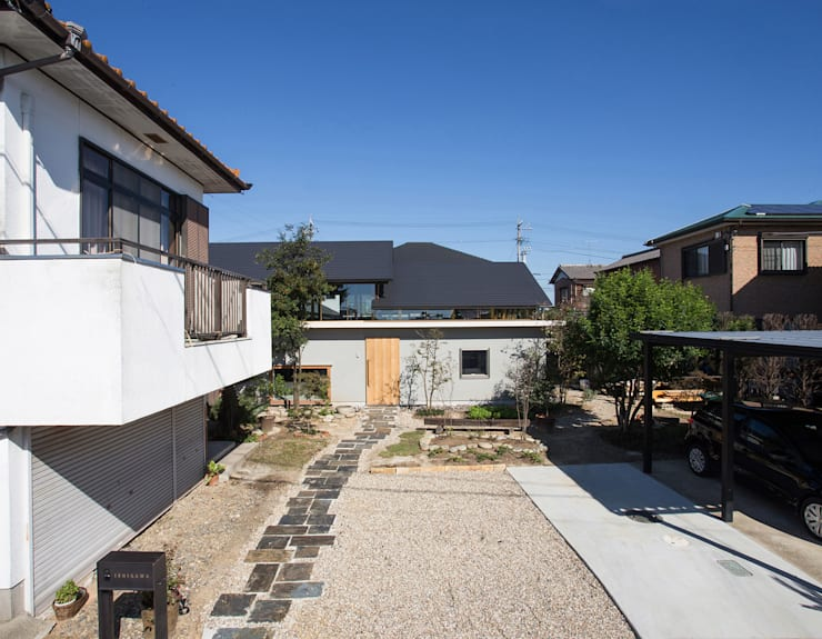 House NI: 1-1 Architects 一級建築士事務所が手掛けた家です。