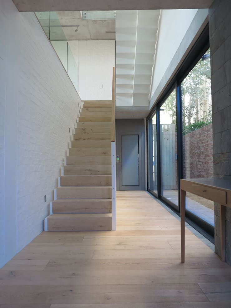 Staircase:  Stairs by Van der Merwe Miszewski Architects