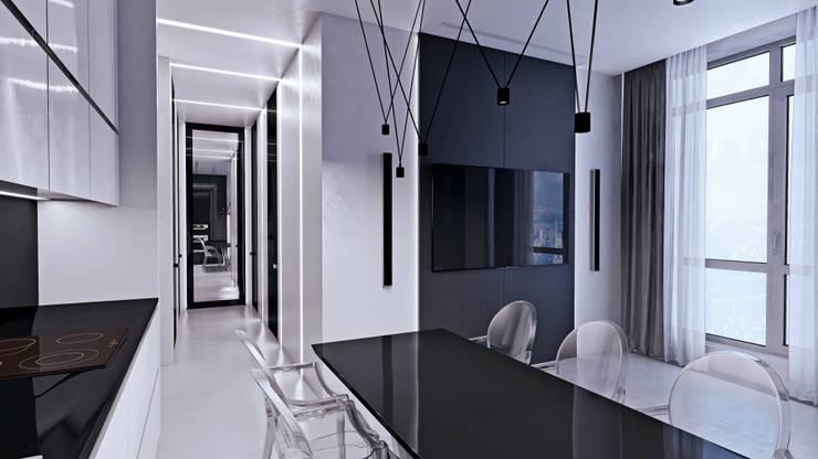 ЖК «Арт резиденс» | Residential complex «Art residence»: Кухни в . Автор – Дмитрий Коршунов