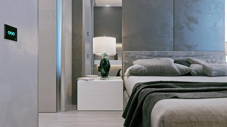 ЖК «Арт резиденс» | Residential complex «Art residence»: Спальни в . Автор – Дмитрий Коршунов