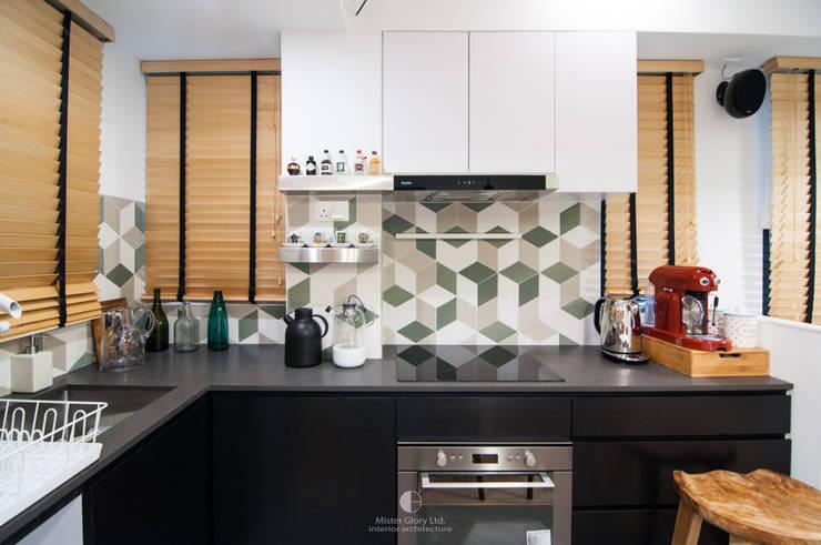 5:  Kitchen units by Mister Glory Ltd, Modern