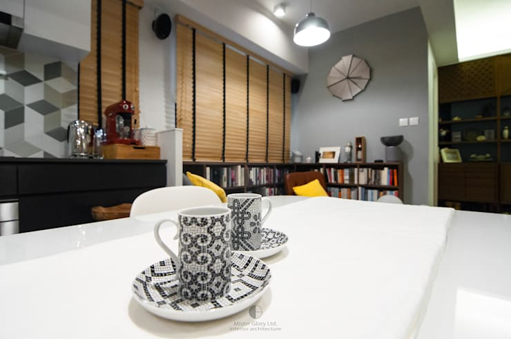 3:  Dining room by Mister Glory Ltd