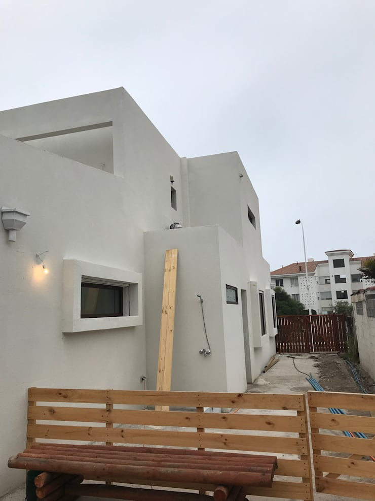 CASA CORREA – SERENA GOLF: Casas de estilo  por VASGO