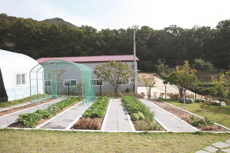 안산 장상동: 하우스톡의  정원