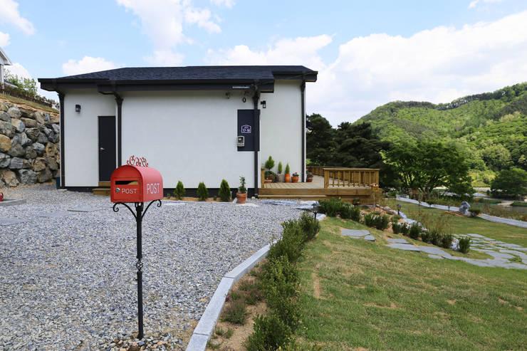 문경 농암리: 하우스톡의  주택