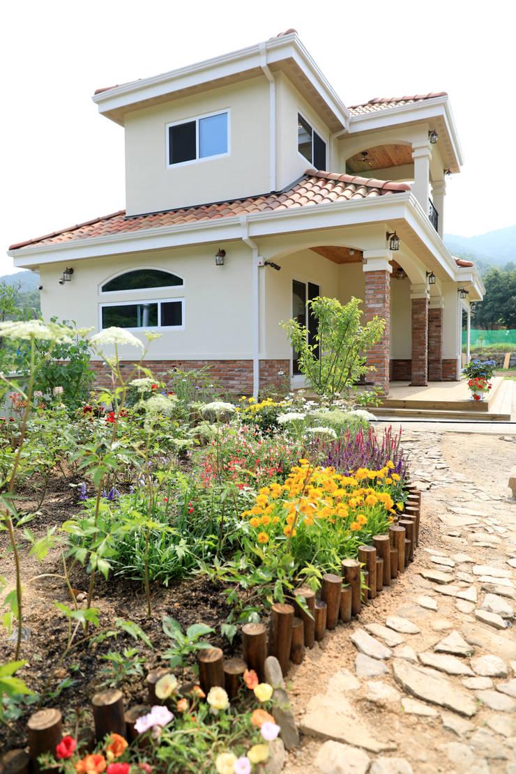 파주 금곡리: 하우스톡의  정원,