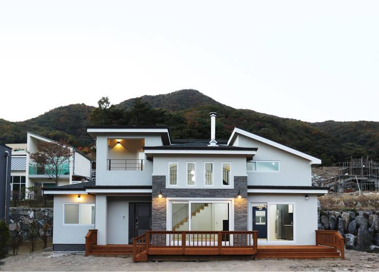 양평 용천리: 하우스톡의  주택