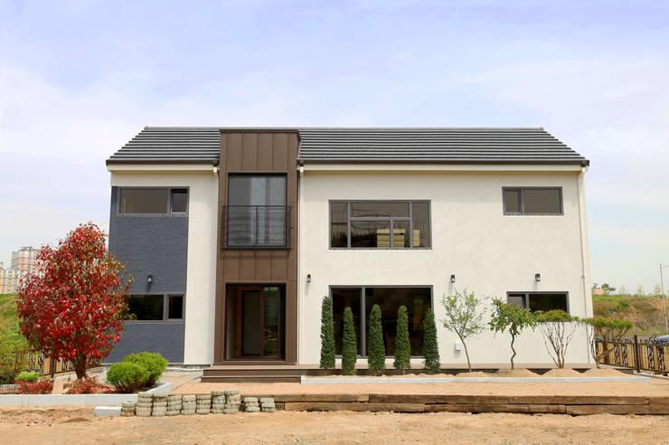 진주 충무공동: 하우스톡의  주택
