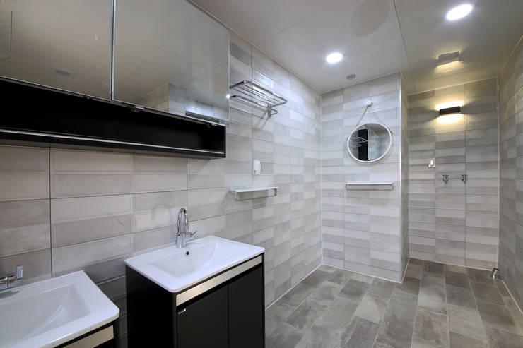진주 충무공동: 하우스톡의  욕실
