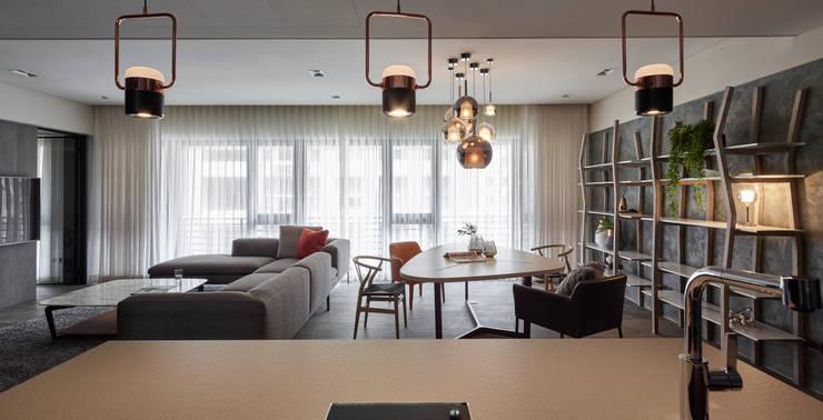 引:  廚房 by 耀昀創意設計有限公司/Alfonso Ideas