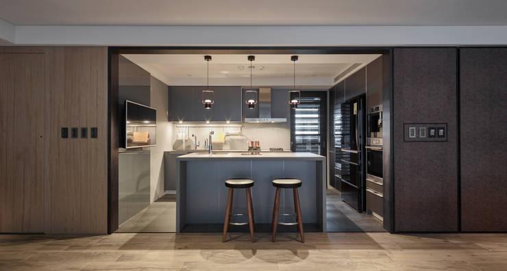 BULTHAUP  來自德國的態度:  廚房 by 耀昀創意設計有限公司/Alfonso Ideas