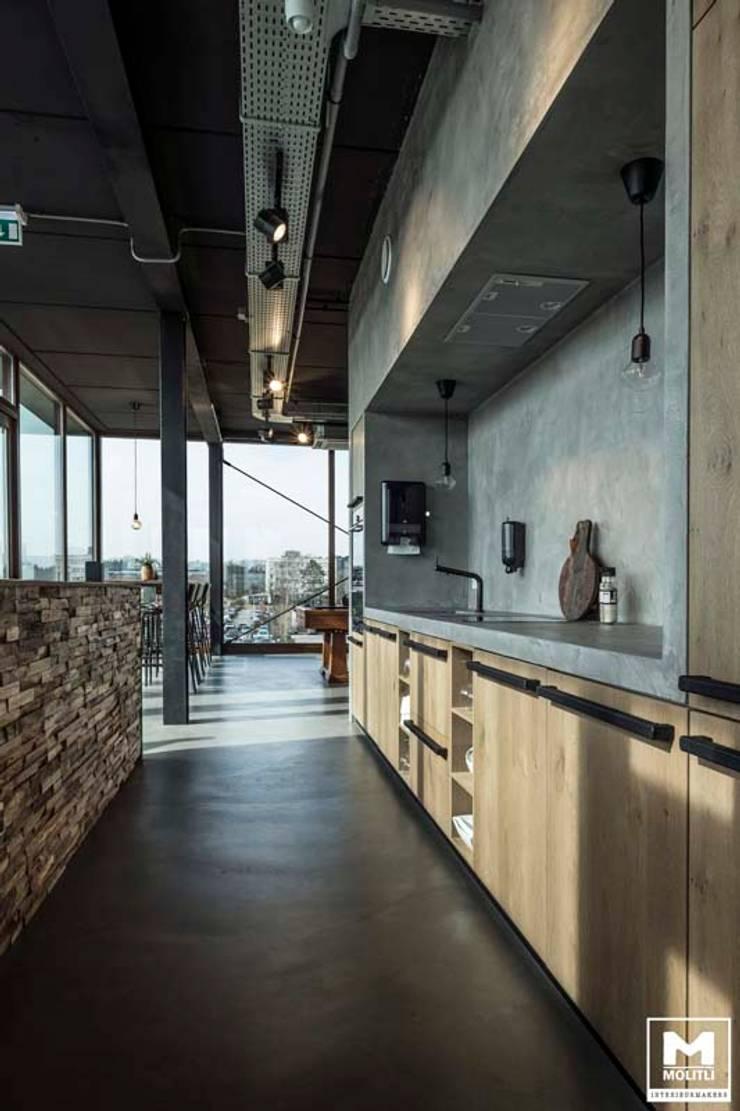Eminent:  Keuken door Molitli Interieurmakers