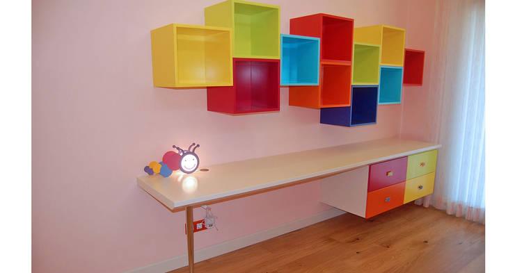 Tolga Archıtects – Lagün E House:  tarz Çocuk Odası