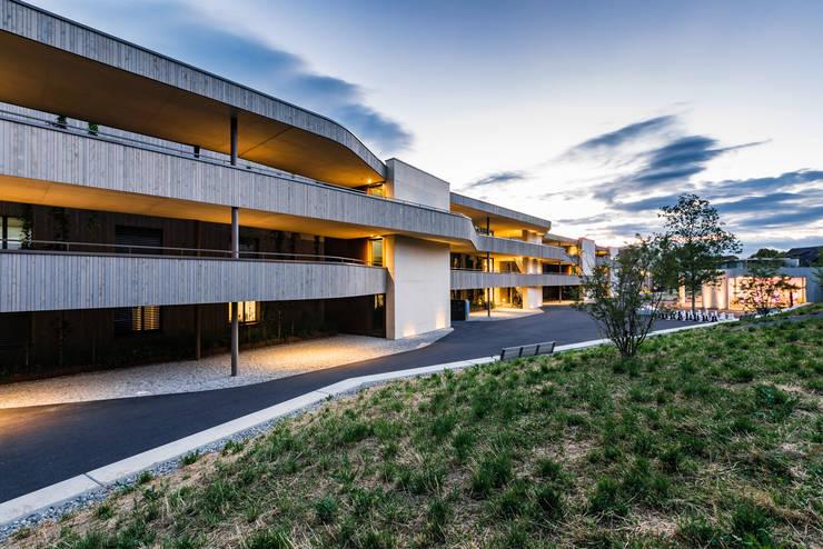 de estilo  de Hunkeler Partner Architekten AG