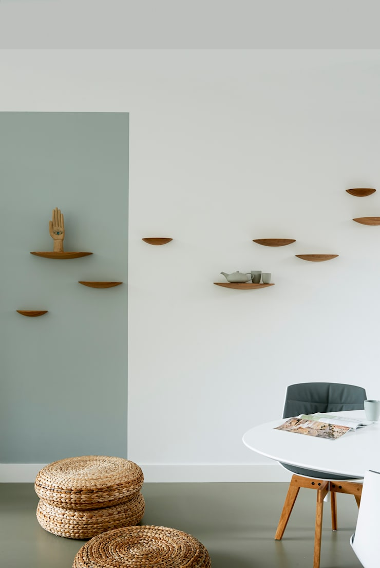 Woonhuis Amsterdam:  Keuken door Baden Baden Interior