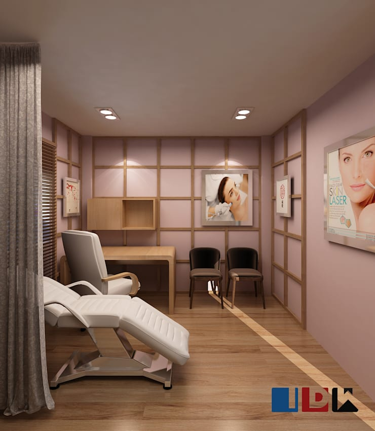 doctor room:  ตกแต่งภายใน by interir design work