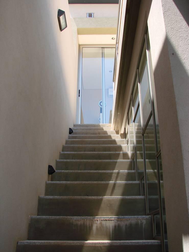 IP - Escalera 1: Escaleras de estilo  por Módulo 3 arquitectura