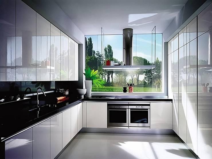 Nhà bếp by Công ty thiết kế xây dựng Song Phát