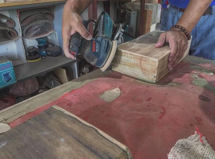 加工過程:   by 製材所 Woodfactorytc