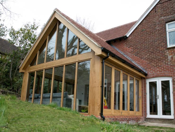 Casas de estilo  de dwell design, Rural