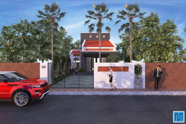 Nhà ở vùng ngoại ô:   by Mét Vuông