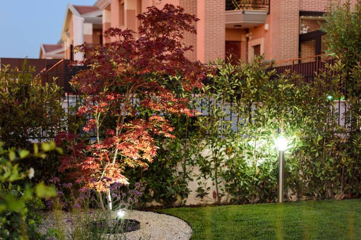 Luci da esterno giardino: luci esterno illuminazione giardino luci