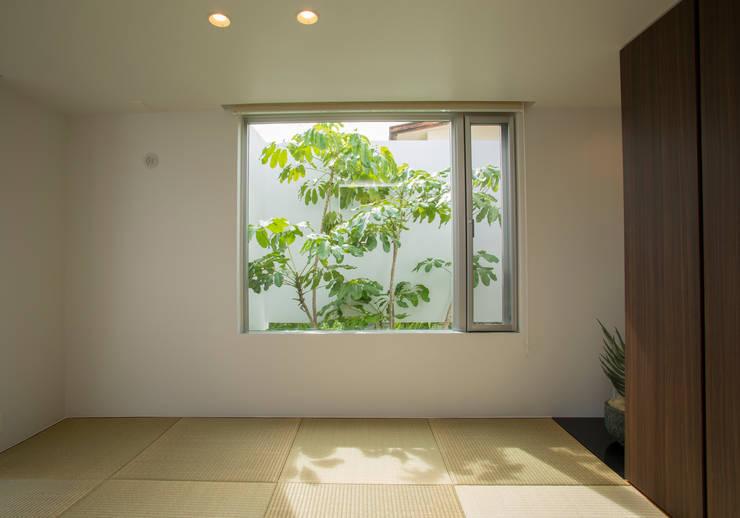 2F 和室: 株式会社クレールアーキラボが手掛けた和室です。