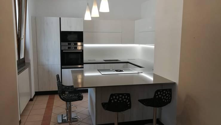 Modern style kitchen by Formarredo Due design 1967 Modern