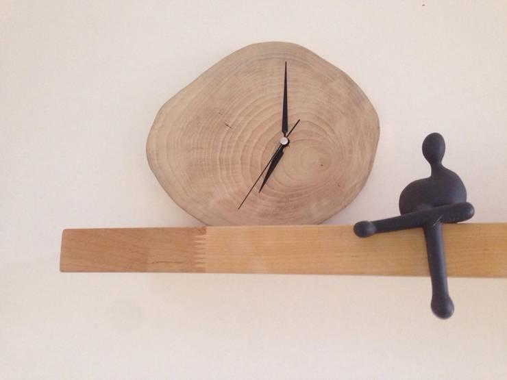 de Erim Mobilya Rústico Madera Acabado en madera