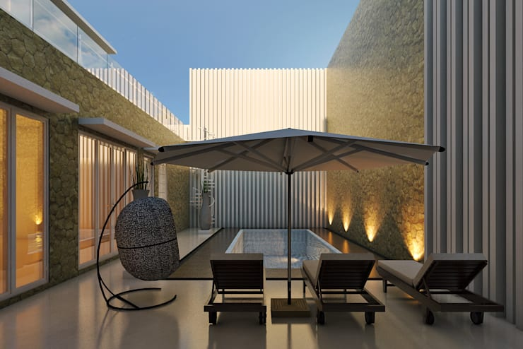 K-HOUSE:   by BALCON ARCHITECTS