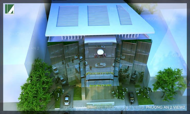 PHƯƠNG ÁN 2:   by công ty cổ phần Thiết kế Kiến trúc Việt Xanh