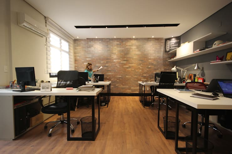 Commercial Spaces by Studio M Arquitetura, Industrial