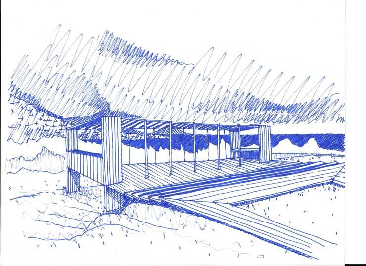 現代  by Crescente Böhme Arquitectos, 現代風