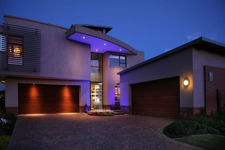 Ebotse Estate:  Houses by Vision Tribe