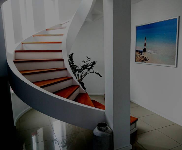 A. P. Rud Treppen의  계단