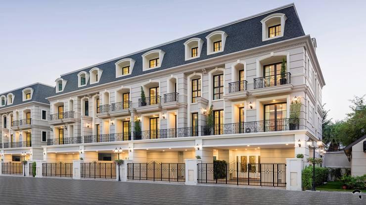 G-Stark Architecture – Beyaz Home:  tarz Evler