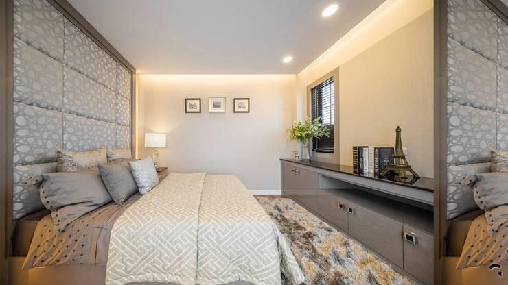 Slaapkamer door G-Stark Architecture