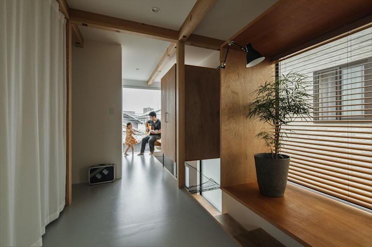 Phòng ngủ của trẻ em by ALTS DESIGN OFFICE
