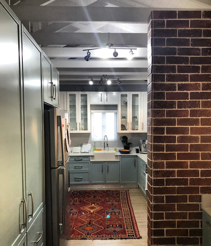 Dapur oleh CS DESIGN, Modern