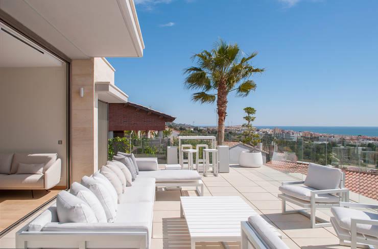 Terraza: Terrazas de estilo  de Rardo - Architects