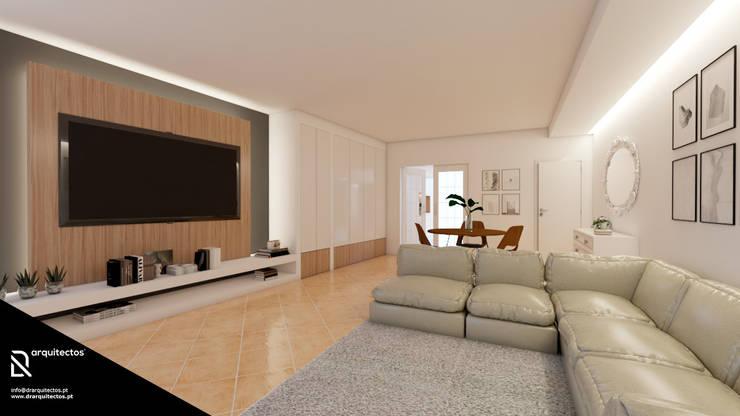 by DR Arquitectos Minimalist