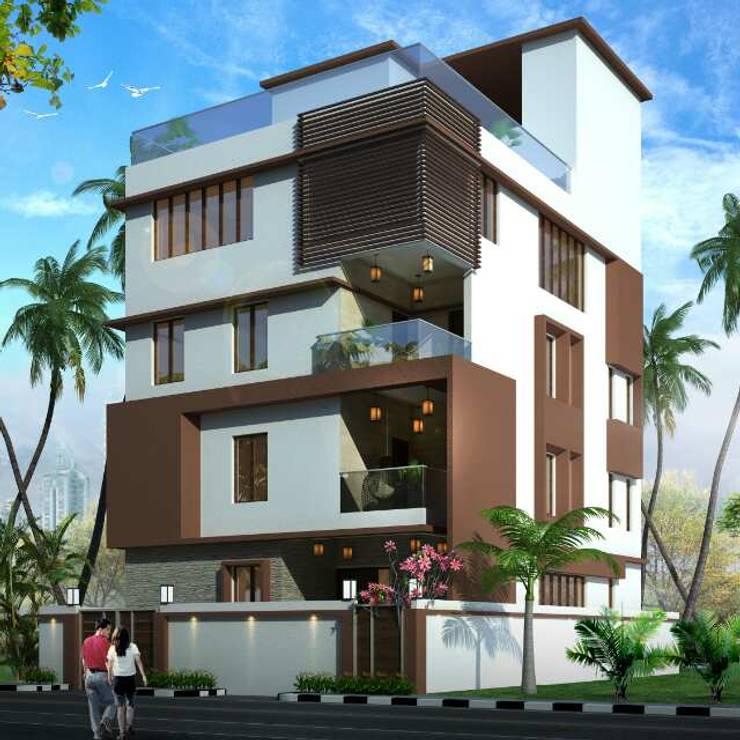 House Design:   by Idea Associates