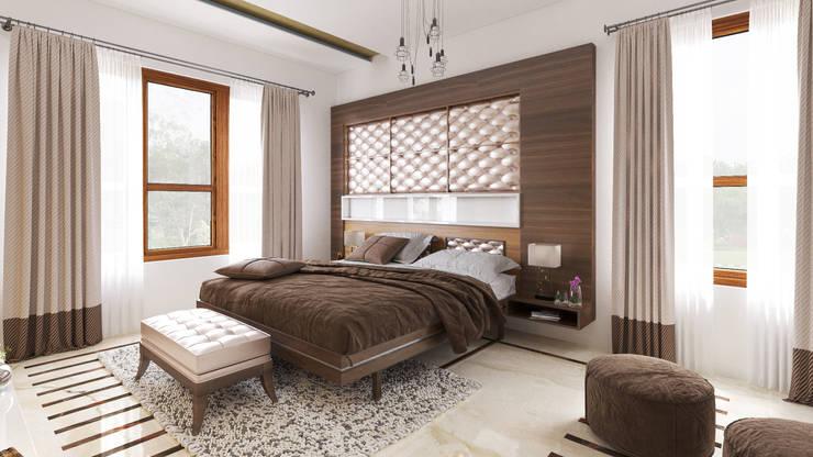 Bedroom Design :  Bedroom by Idea Associates